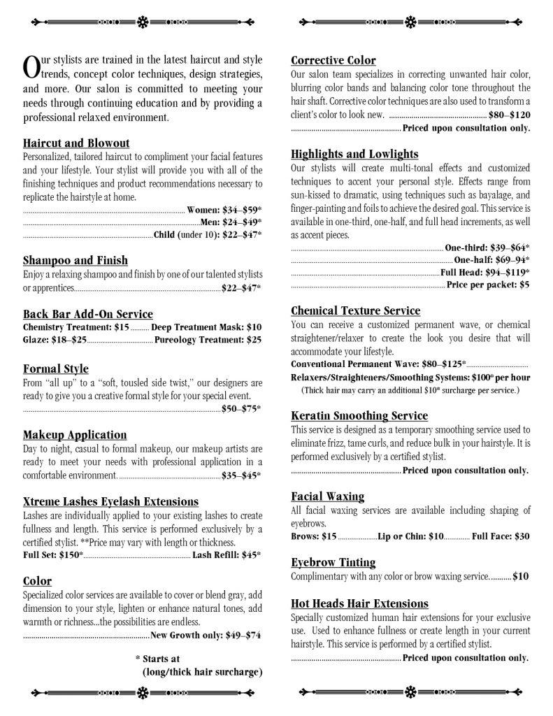 menu12012016